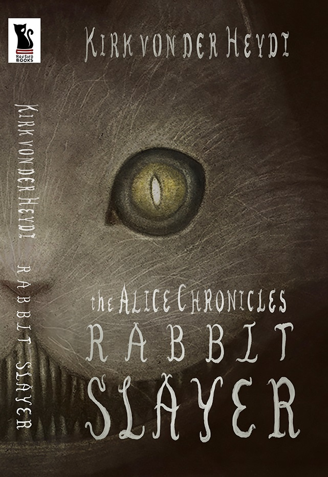 book cover for Rabbit Slayer